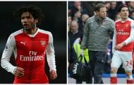 Xác nhận: Sao Arsenal chấn thương bỏ lỡ đại chiến Liverpool