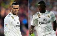 Gareth Bale và Vinicius Junior: 2 cái tên đang cần chứng minh tại Real Madrid