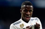 Vincius Junior sẽ là báu vật mới của Real Madrid?