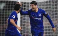Chấm điểm Chelsea trận Crystal Palace: Morata chưa phải hay nhất