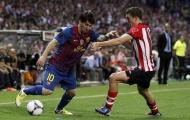 Liverpool hứng chịu cú sốc lớn trong thương vụ 'Messi xứ Basque'