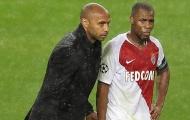 Henry bất lực nhìn AS Monaco bị hạ nhục 4 bàn không gỡ ở Champions League