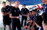 Eriksson và nhiệm vụ vực dậy nền bóng đá Philippines