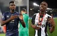 'Trái tim của Pogba vẫn nằm ở Turin'