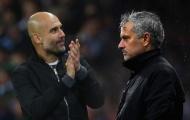 Mourinho không muốn thua Guardiola