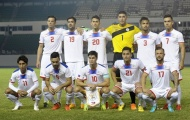 ĐT Philippines sở hữu đội hình đắt nhất tại AFF Cup 2018