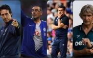 Cuộc chiến giữa các tân HLV Premier League: Ai là bá chủ?