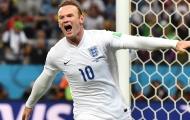Đội hình tuyển Anh tri ân Rooney: Chuyển giao thế hệ rõ rệt