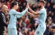 'Quái vật' Hà Lan truyền bí kíp ghi bàn cho Morata