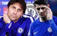 Morata tiết lộ sai lầm 'khờ dại' khiến Conte mất ghế tại Chelsea