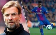 Barca sẵn sàng dâng Dembele tận miệng Liverpool, nhưng có một vấn đề...