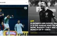 Lovren cho Ramos 'ăn chỏ', fan Liverpool tranh cãi gay gắt