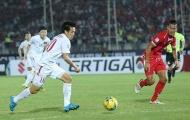 Myanmar là 'con mồi' ưa thích của đội tuyển Việt Nam