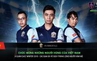 Đội tuyển FIFA Online 4 viết nên lịch sử tại Chung kết thế giới - EA Champions Winter 2018