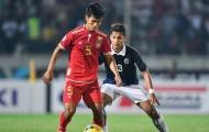 Trung vệ Myanmar 'nắn gân' tuyển Việt Nam: 'Tôi sẽ bắt chết Anh Đức'