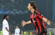 Đạt xong thỏa thuận, Ibrahimovic chốt ngày trở lại Italia