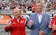 Tiết lộ lời khuyên từ 'phù thủy' World Cup giúp thầy Park thành công