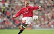 'Anh ấy có tài năng thuần khiết như David Beckham vậy'