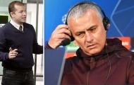 'Đến Man Utd, cậu ấy cũng bị Mourinho vùi dập thôi'