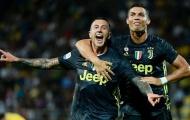 'Juventus phải chiến đấu như đang bị phụ nữ bạo hành'
