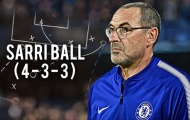 3 điều Sarri cần làm để Chelsea quay lại cuộc đua vô địch: Linh hoạt hơn, cân bằng hơn