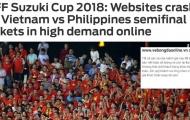 Báo Châu Á lên tiếng về hệ thống bán vé online của VFF