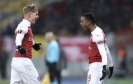 Dàn sao U20 rực sáng, Arsenal bắn phá tưng bừng ở Đông Âu