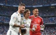Công thần Real: 'Từ chỗ 3 lần vô địch C1, giờ tôi còn không được ra sân'