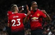 Man United lên tàu đến Southampton, 3 hậu vệ ở nhà