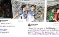 CĐV Philippines phát cuồng khi đội nhà chọc thủng lưới Văn Lâm