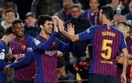 Highlights: Barcelona 2-0 Villarreal (Vòng 14 La Liga)