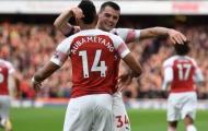 Xong! Đã rõ trụ cột Arsenal chắc chắn bỏ lỡ đại chiến Man Utd