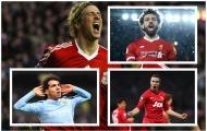 10 sát thủ Premier League ra mắt ấn tượng nhất: Salah chỉ xếp thứ 3