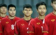 Ăn mừng Văn Đức ghi bàn, sao U23 Việt Nam suýt tái phát chấn thương