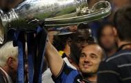 Modric lên ngôi, vậy còn Sneijder?