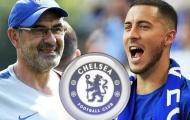 'Chelsea sẵn sàng gia hạn với Hazard ngay lập tức'