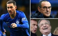 SỐC! Real Madrid đạt 'thoả thuận tổng hợp' trong thương vụ Eden Hazard