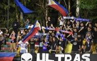 Đã rõ số lượng CĐV Philippines đến sân Mỹ Đình ở trận đấu Việt Nam