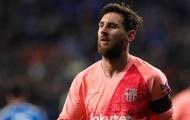 'Quả Bóng Vàng là một sự dối trá. Thật bất công với Messi'