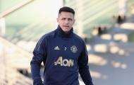 Sanchez gửi thông điệp gì đến đồng đội khi M.U đang dẫn 2-0 trước Fulham?