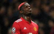 Pogba là cầu thủ Man Utd duy nhất lọt Top 50 ƯCV cho 'Đội hình tiêu biểu' của năm