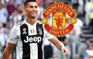 Sau tất cả, CR7 tiết lộ lý do bỏ qua M.U chọn Juventus hè qua