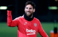 Trận cuối thủ tục, Messi vẫn ra sân vì... khách du lịch