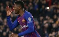 Dembele nhận án phạt và phải làm điều này ở phòng thay đồ Barcelona