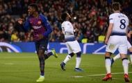 Lập siêu phẩm solo, sao Barcelona được fan Arsenal tôn làm 'huyền thoại'