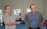 Trước thềm trận Việt Nam vs Malaysia, bầu Đức lên tiếng về thầy Park