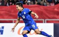 10 ƯCV Chiếc giày vàng Asian Cup: Việt Nam vắng mặt, Thái Lan, Philippines lại có đại diện