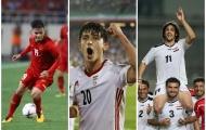 Bảng đấu của ĐT Việt Nam ở Asian Cup: Nơi những 'Messi' hội tụ