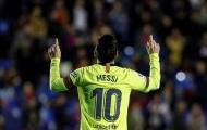 'Quả bóng vàng' cứ thuộc về người khác, còn người xuất sắc chính là Messi