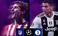 'Ronaldo sẽ giúp Juventus đánh bại Atletico Madrid'